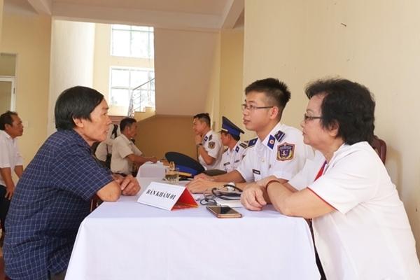 Quảng Nam: Cảnh sát biển tổ chức nhiều hoạt động ý nghĩa trên xã đảo