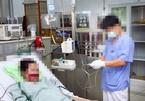 Sau bữa ăn linh đình, nam thanh niên nhập viện vì sốc phản vệ