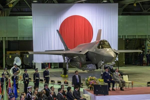 Trung Quốc hoảng hốt khi Nhật Bản sở hữu F-35 lớn thứ hai thế giới?