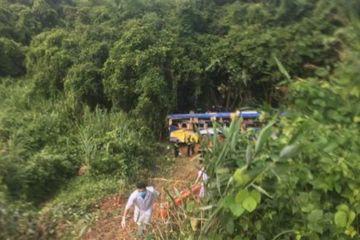 Kon Tum: Thảm thương tại hiện trường vụ TNGT khiến hàng chục người thương vong
