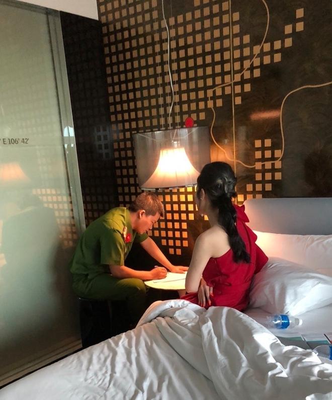 Hoa hậu bán dâm chục nghìn USD bị bắt quả tang tại khách sạn 5 sao, lộ diện 'tú ông' ma mãnh