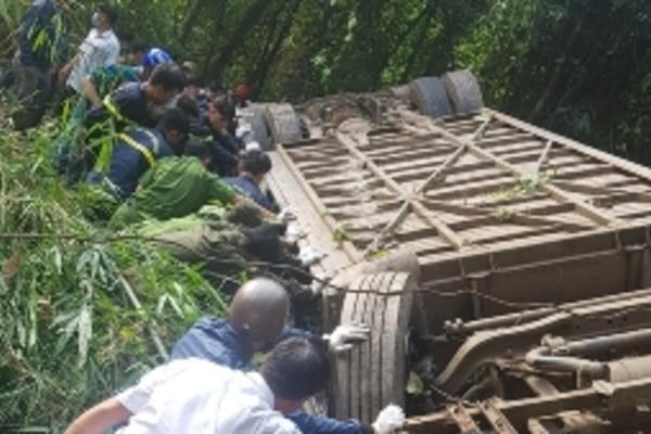 Số vụ tai nạn, số người tử vong vì tai nạn giao thông giảm so với năm trước
