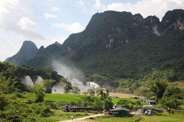 Cao Bằng bảo vệ môi trường phát triển du lịch