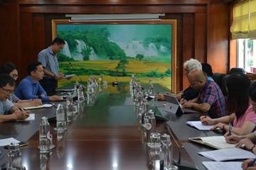 UNESCO khảo sát các tuyến du lịch tại Cao Bằng