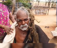 Dị nhân 95 tuổi chưa một lần cắt tóc