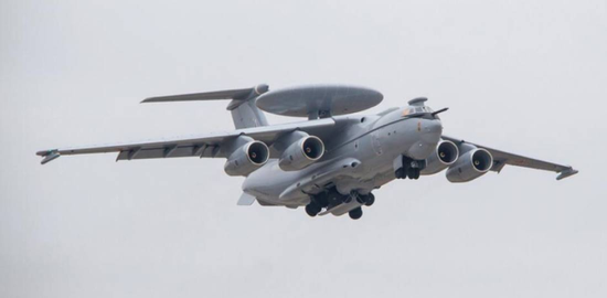 Radar bay A-100, 'khắc tinh' của các hệ thống tác chiến điện tử