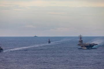 Trung Quốc nói gì sau khi Mỹ công khai bác bỏ yêu sách ở Biển Đông?