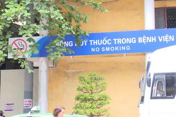 Thái Bình đẩy mạnh xây dựng bệnh viện không thuốc lá
