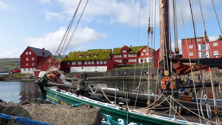Cá cho Nga hoặc tình bạn với Mỹ, quần đảo Faroe phải lựa chọn