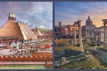 Những thành phố lâu đời giàu có nhất trong lịch sử thế giới