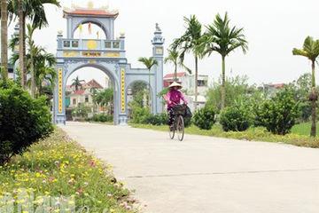 Huyện Bình Lục (Hà Nam) phấn đấu có xã nông thôn mới kiểu mẫu