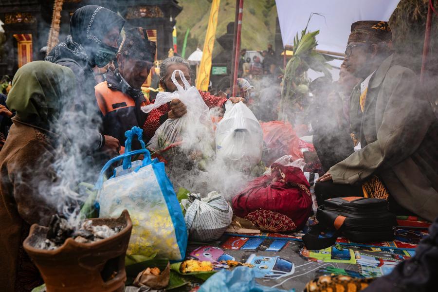 Khám phá lễ hội tế thần Yadnya Kasada ở Indonesia