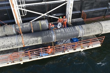 Đức 'đáp trả' Mỹ về mối đe dọa trừng phạt với Nord Stream 2