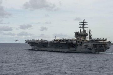 Mỹ có thể trừng phạt Trung Quốc vì hành động ở Biển Đông
