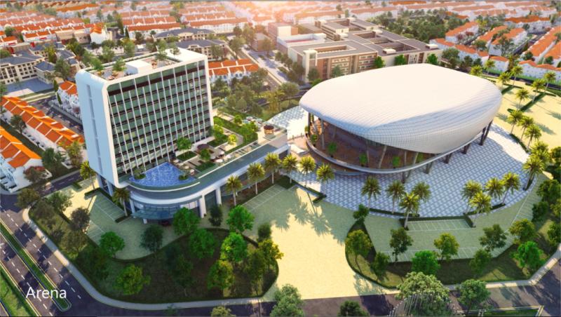 """Novaland-Accor """"bắt tay"""" phát triển, vận hành Khách sạn Novotel tại Aqua City"""