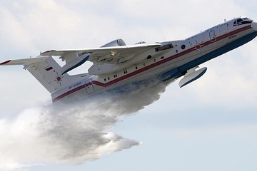 Hải quân Nga được trang bị thủy phi cơ 'độc nhất vô nhị' trên thế giới