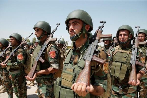 Mỹ 'tân trang' người Kurd làm Nga, Thổ và Syria 'bó tay'