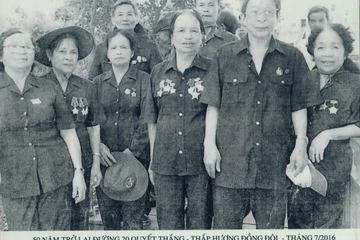 Ký ức của cựu nữ Thanh niên xung phong