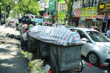 """Nút gỡ """"sống còn"""" xử lý rác thải cho Hà Nội"""