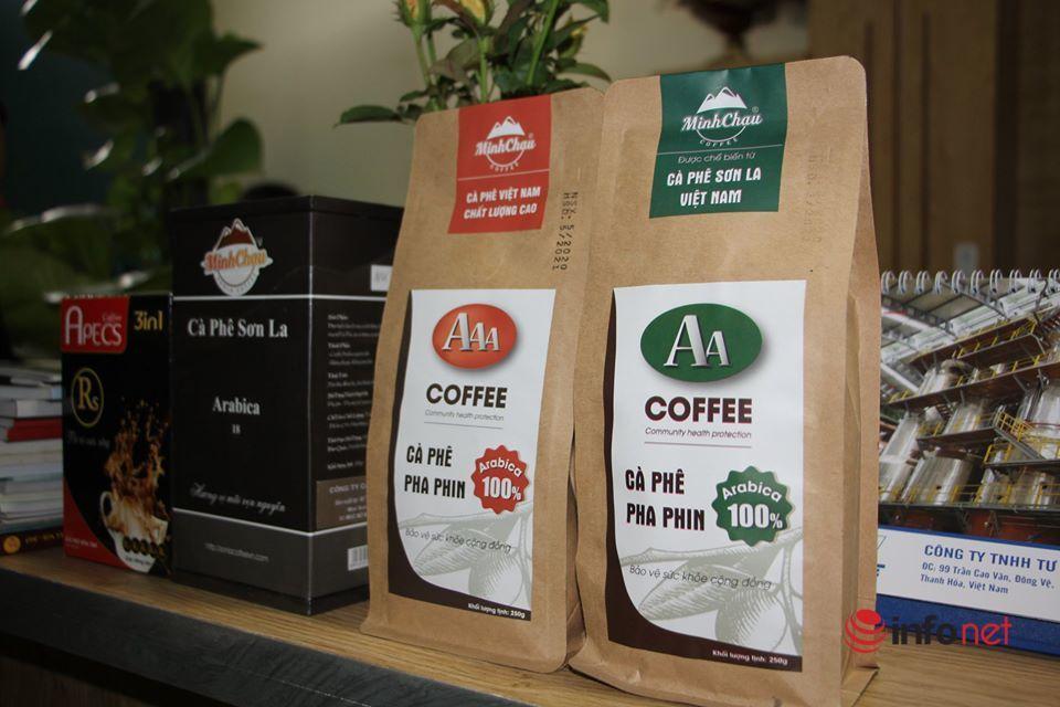 Từ cậu bé nghiện cà phê đến ông chủ hãng cà phê Arabica danh tiếng