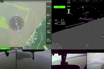 Mỹ công bố video hoạt động của hệ thống dẫn đường cho UH-60 Black Hawk
