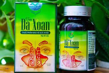 Đà Nẵng: Cấm lưu hành 03 sản phẩm thực phẩm bảo vệ sức khỏe