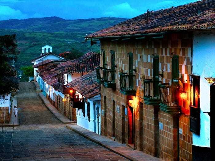 12 ngôi làng nhỏ quyến rũ nhất thế giới