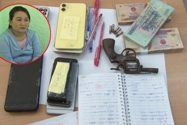 Quảng Nam: Khởi tố 'nữ quái' cầm đầu đường dây lô đề 20 tỷ đồng
