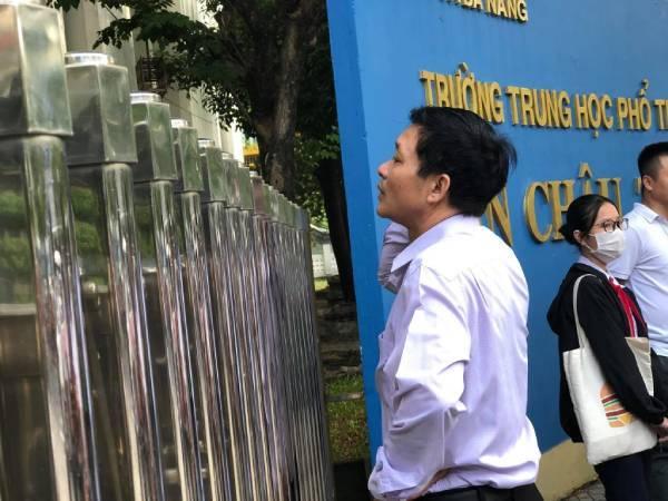 Hơn 13.000 thí sinh Đà Nẵng bước vào kỳ thi lớp 10