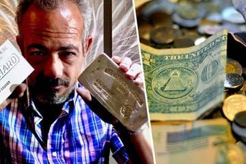 Thợ kim hoàn Mỹ chôn giấu kho báu 1 triệu đô la thách thức thợ săn tìm