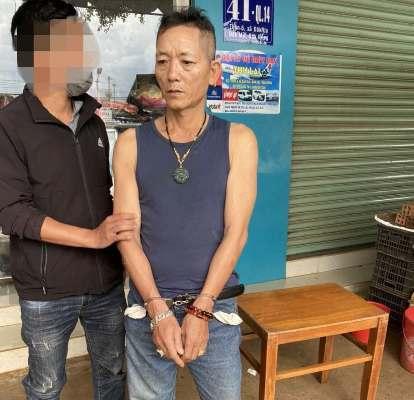 Đắk Nông: Giấu ma túy trong túi áo khoác, đối tượng nghiện bị CSGT phát hiện
