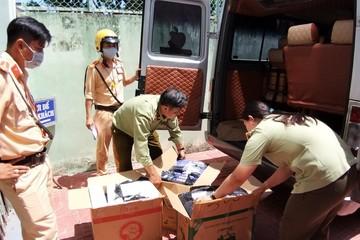 Trong 9 tháng đầu năm, An Giang bắt hơn 1.000 vụ mua bán, vận chuyển thuốc lá lậu