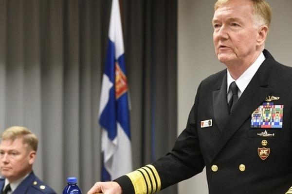 Đô đốc Mỹ kêu gọi NATO cập nhật chiến lược hải quân