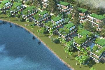 Ba yếu tố phong thủy đắt giá của khu biệt thự The Legend Villas bên hồ Đại Lải