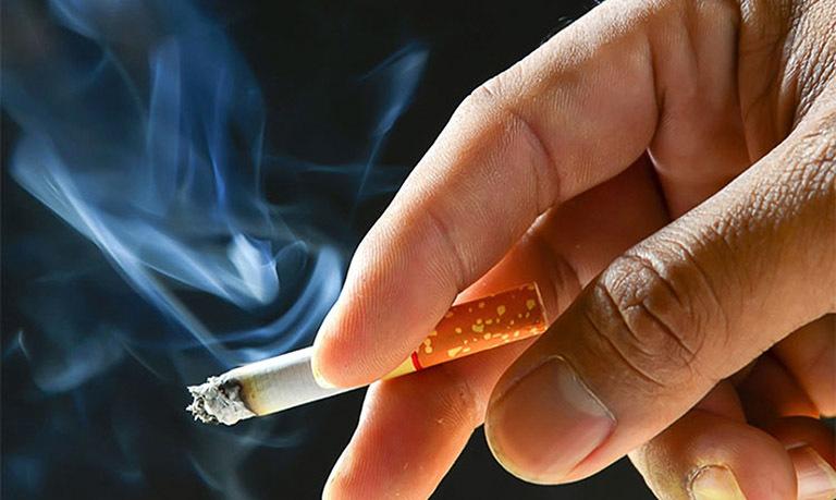 Một điếu thuốc lá làm mất đi 5,5 phút tuổi thọ