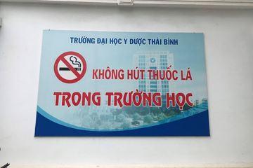 Trường Đại học Y Dược Thái Bình triển khai nhiều hoạt động phòng, chống tác hại thuốc lá