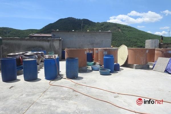 Hà Tĩnh: Hiệu quả từ việc sử dụng năng lượng mặt trời trong sản xuất nước mắm