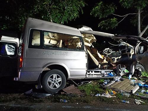 Vụ tai nạn giao thông ở Bình Thuận 8 người chết: Chuyển 3 bệnh nhân nặng lên TP.HCM