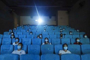 Rạp chiếu phim Trung Quốc mở cửa trở lại với một loạt biện pháp 'khác thường'