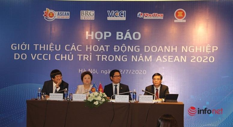 Những hoạt động doanh nghiệp nổi bật trong năm ASEAN 2020 do Việt Nam chủ trì