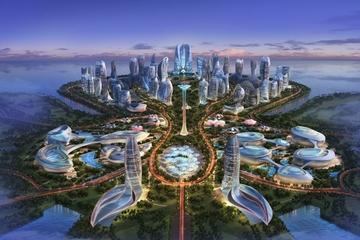 Đảo du lịch nhân tạo lớn nhất thế giới sắp mở cửa ở Trung Quốc