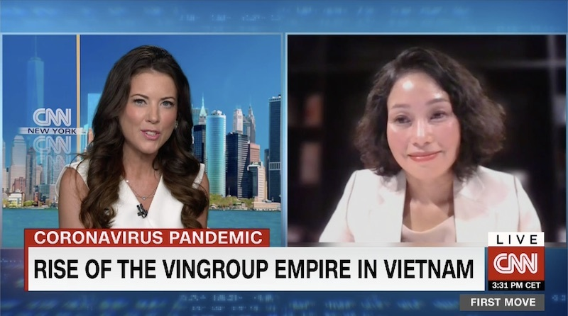 """Tiêu chí nào để """"lên sóng"""" chương trình First Move của CNN?"""