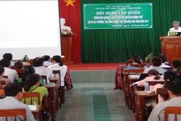 Kon Tum: Tập huấn các quy định về an toàn thực phẩm