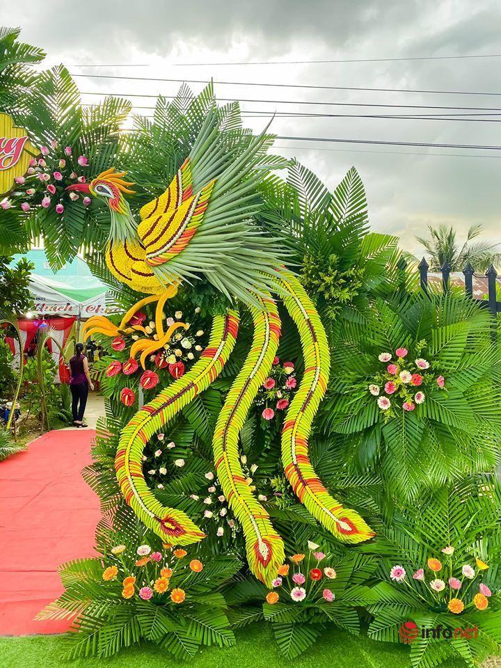 Hinh ảnh Cổng Cưới độc đao Lạ Mắt ở Miền Tay Song Nước