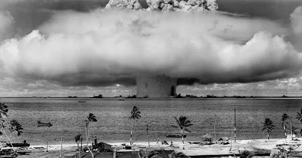Những bãi thử nghiệm bom hạt nhân bí hiểm nhất thế giới