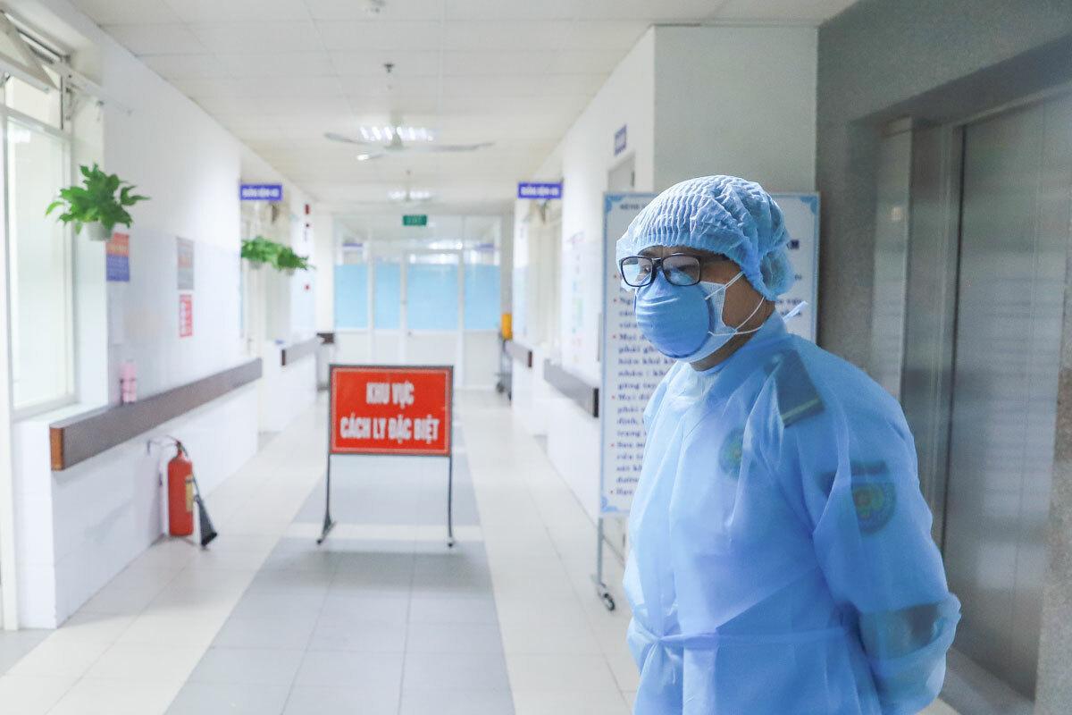 Bộ Y tế thông tin về bệnh nhân nghi nhiễm Covid-19 tại Đà Nẵng