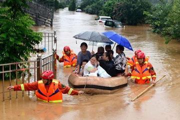 Trung Quốc sắp có đợt mưa lớn, hồ chứa Tam Hiệp được giám sát chặt