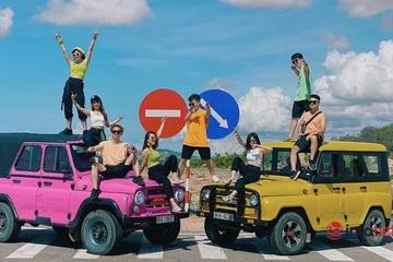 """Hội bạn thân chi 50 triệu đi du lịch Mũi Né, chụp ảnh kỷ niệm """"chất lừ"""""""