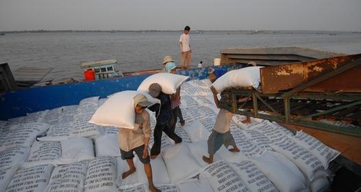 Xuất khẩu gạo,Thị trường xuất khẩu gạo,EVFTA
