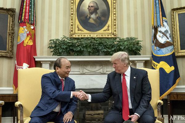 Ngoại trưởng Mỹ và Nhà Trắng ra tuyên bố kỷ niệm 25 năm quan hệ ngoại giao Việt – Mỹ